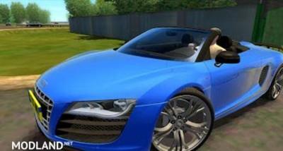 Audi R8 GT Spyder [1.2.5], 1 photo